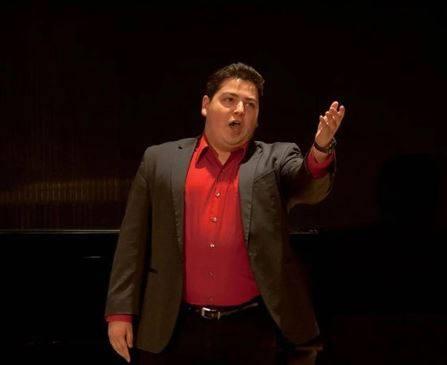 Galeano Salas - 2015 Gold Medalist - Voice